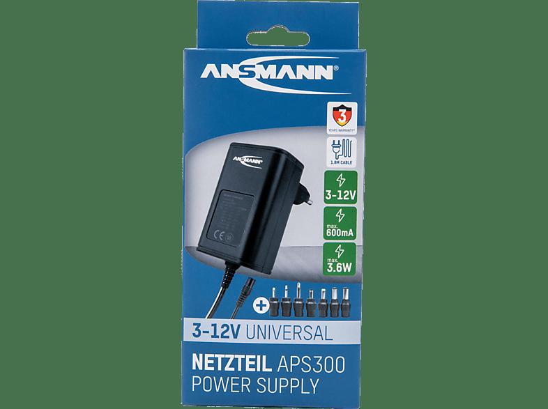 ANSMANN APS 300 Netzteil