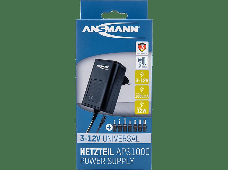 ANSMANN APS 1000 Netzteil