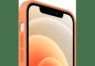 APPLE MHKN3ZM/A mit MagSafe, Backcover, Apple, iPhone 12 mini, Kumquat