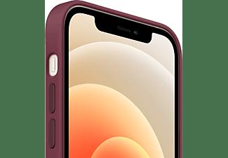 APPLE MHKQ3ZM/A mit MagSafe, Backcover, Apple, iPhone 12 mini, Plum