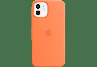 APPLE MHL83ZM/A mit MagSafe, Backcover, Apple, iPhone 12 Pro Max, Kumquat