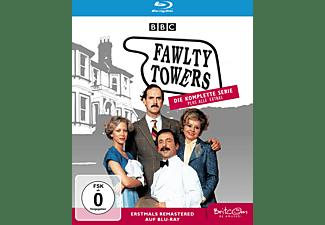 Fawlty Towers - Die komplette Serie plus alle Extras. Erstmals remastered und auf Blu-ray Blu-ray