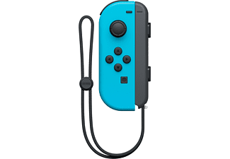 NINTENDO Nintendo Switch Joy-Con (L), Controller, Neonblau