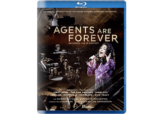 Danish National Symphony Orchestra, Caroline Henderson - Agents are Forever  - (Blu-ray)