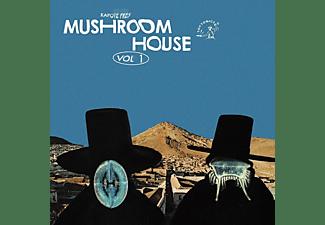 VARIOUS - Kapote Pres. Mushroom House Vol. 1 (2xlp + Toy Tonics Magazine)  - (Vinyl)