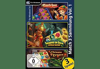 Match 3 Sammlung Vol.1 für Windows 10 - [PC]