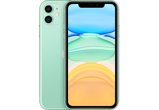 "APPLE iPhone 11 (2020) - Smartphone (6.1 "", 64 GB, Green)"