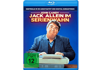 Jack allein im Serienwahn Blu-ray