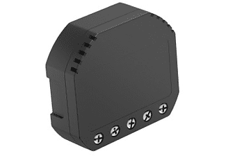 Convertidor inteligente - Hama 00176556 Smart WiFi para Iluminación, WiFi, Negro