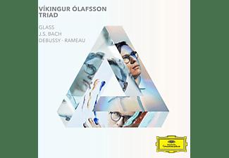 Vikingur Olafsson - Triad  - (CD)