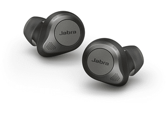 JABRA Elite 85t mit Jabra Advanced ANC, In-ear Kopfhörer Bluetooth Titan Schwarz