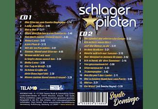 Die Schlagerpiloten - Santo Domingo (Deluxe Edition)  - (CD)