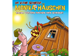 Die Kleine Schnecke Monika Häuschen - 59: Warum Verlieren Eidechsen Ihren Schwanz?  - (CD)