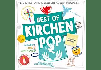 Remy & Tim - BEST OF KIRCHENPOP - DIE 20 BESTEN KIRCHENLIEDER M  - (CD)