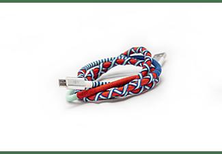 ISY IUC-4100-RB-M, Micro-USB Ladekabel, 1 m, Mehrfarbig