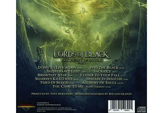 Lords Of Black - Alchemy Of Souls, Pt. I  - (CD)