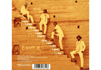 Songhoy Blues - OPTIMISME  - (CD)