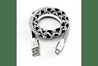 ISY IUC-4100-SB-M, Micro-USB Ladekabel, 1 m, Mehrfarbig