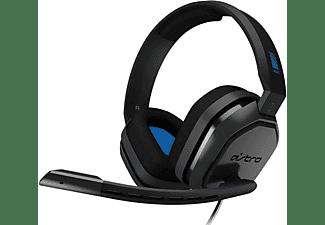 ASTRO GAMING A10 Headset (PS4, PS5, Xbox One, Xbox X|S, Grau/Blau)