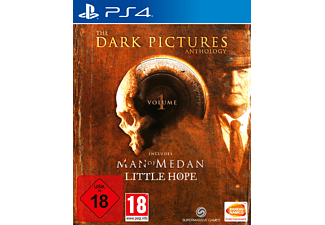 PS4 THE DARK PICTURES ANTHOLOGY: VOL.1 - [PlayStation 4]