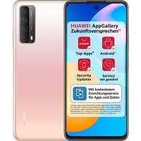 HUAWEI P smart 2021 128 GB Blush Gold Dual SIM