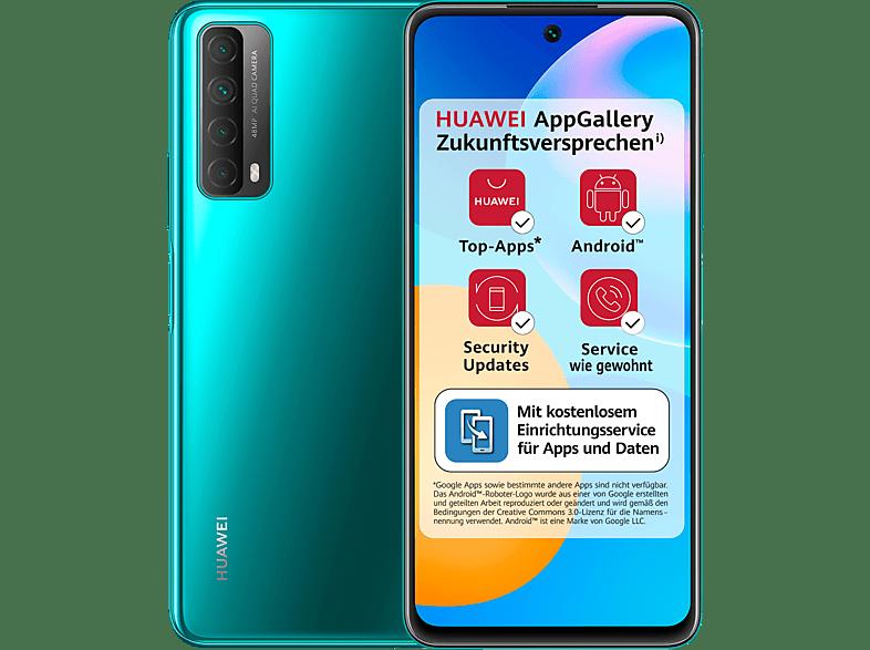 HUAWEI P smart 2021 128 GB Crush Green Dual SIM