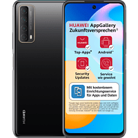 HUAWEI P smart 2021 128 GB Midnight Black Dual SIM