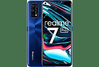 "Móvil - realme 7 Pro, Azul, 128 GB, 8 GB, 6.4"", Full HD+, Qualcomm Snapdragon 720G, 4500 mAh, Android"