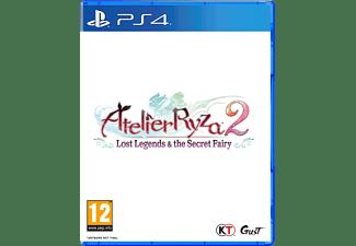 Atelier Ryza 2: Lost Legends & The Secret Fairy UK PS4