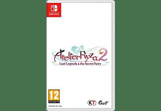 Atelier Ryza 2: Lost Legends & The Secret Fairy UK Switch