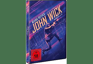John Wick: Kapitel 1 - 3 Box DVD