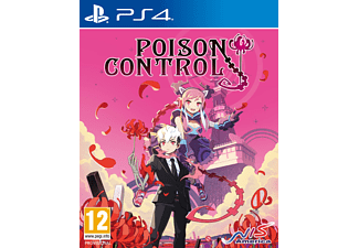 Poison Control UK/FR PS4
