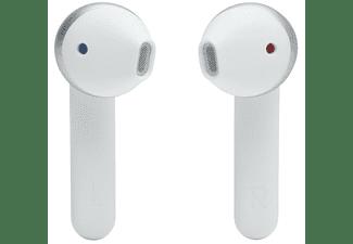 Auriculares inalámbricos - JBL Tune 225TWS, True Wireless, Bluetooth, 25h, Micrófono, Blanco