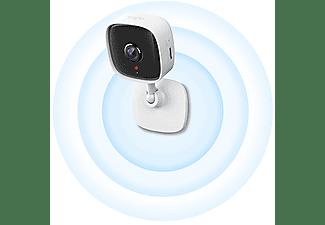 Cámara de seguridad - TP-Link Tapo C100, Wi-FI, Full-HD, Detección de Movimiento, Visión Nocturna, Blanco
