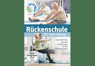 Rückenschule Für Den Alltag [DVD]
