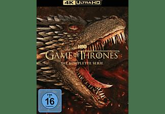 Game of Thrones - Die komplette Serie [4K Ultra HD Blu-ray]