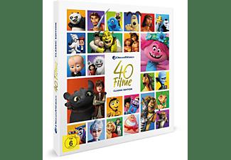 Dreamworks Classics Komplettbox - 40 Filme [DVD]