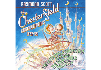 RAYMOND.=TRIBUTE= Scott - CHESTERFIELD ARRANGEMENTS  - (CD)