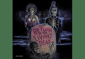 O.S.T. - RETURN OF THE LIVING DEAD  - (Vinyl)