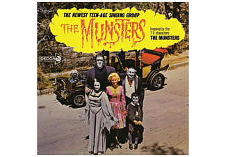O.S.T. - MUNSTERS  - (Vinyl)