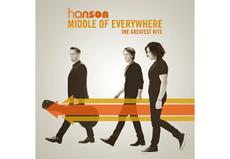 Hanson - Middle Of Everywhere: The Greatest Hits  - (CD)