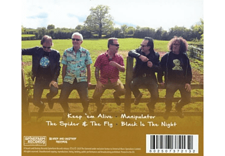 The Damned - The Rockfield Files  - (CD)