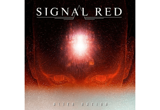 Signal Red - ALIEN NATION  - (CD)