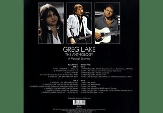 Greg Lake - ANTHOLOGY: A MUSICAL JOURNEY  - (Vinyl)