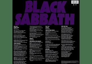 Black Sabbath - MASTER OF REALITY  - (Vinyl)