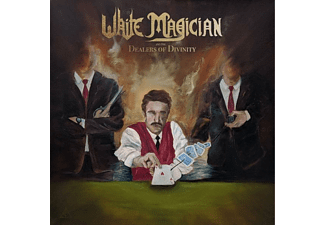 White Magician - DEALERS OF DIVINITY  - (Vinyl)