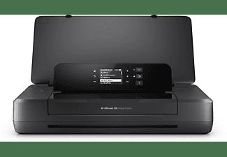 Impresora - HP OfficeJet 200, Portátil, Wi-Fi, USB, Impresión móvil, 20 ppm, 4800x1200 ppp, Color