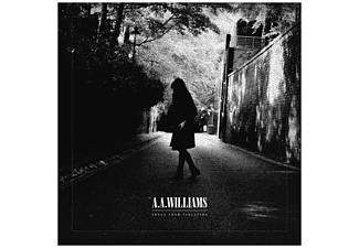 A.A. Williams - SONGS FROM ISOLATION  - (LP + Download)