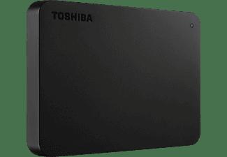 TOSHIBA Canvio Basics USB-C , 1 TB HDD, 2,5 Zoll, extern, Schwarz