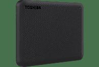 TOSHIBA Canvio Advance Festplatte, 2 TB HDD, 2,5 Zoll, extern, Schwarz